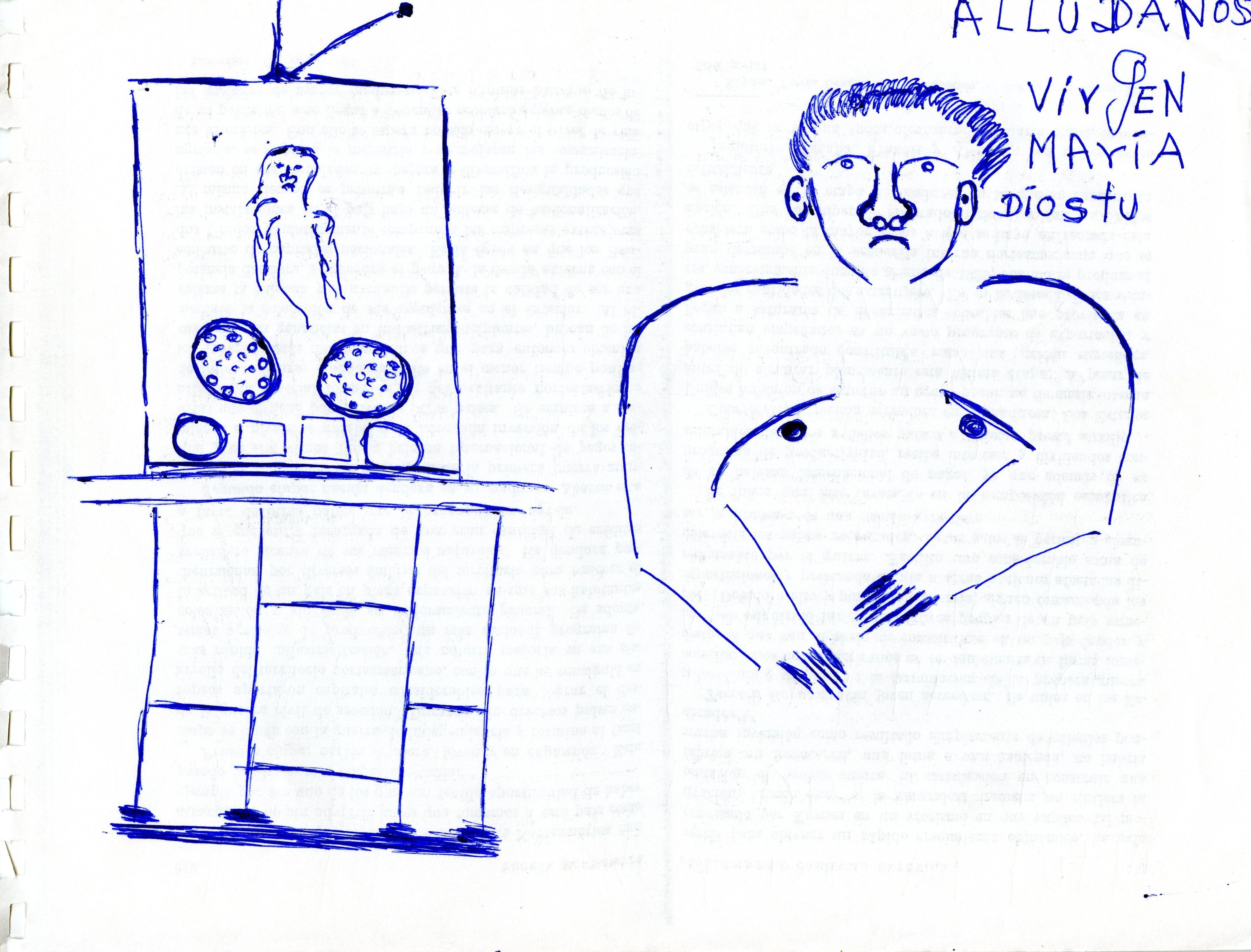 Arte carcelario: historias de sincronías