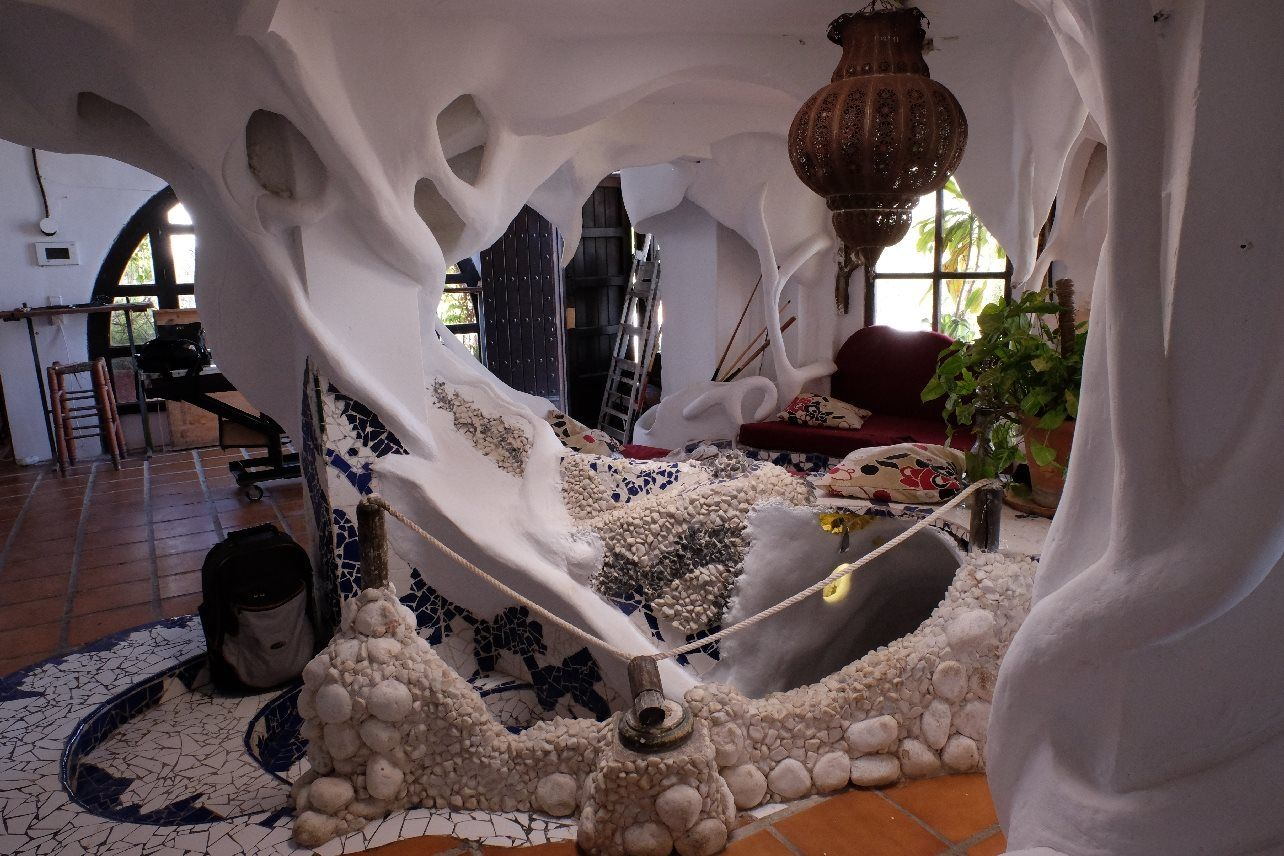 Home is Where the Heart Is  Built Environments of Expatriate Artists in Spain